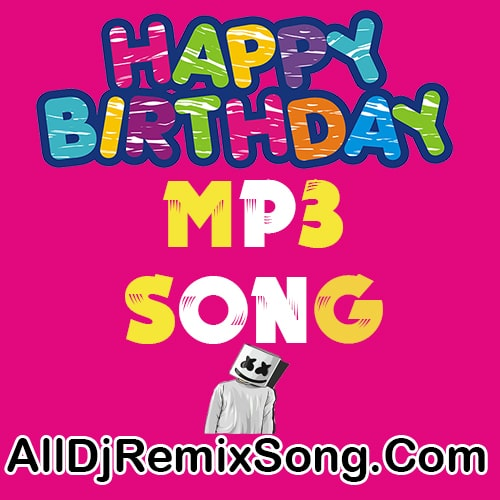 Happy Birthday Song Mp3 Download Poster